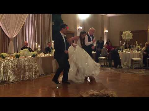 Ultimate Father Daughter Surprise Wedding Dance