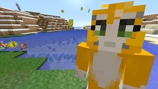 Minecraft Xbox - Flying Fish [398]