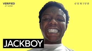 "Jackboy ""Pressure"" Official Lyrics & Meaning 