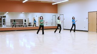The Boy With The Gun - Line Dance (Dance & Teach)
