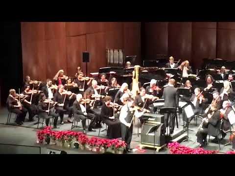 "Christmas Eve, Sarajevo 12/24"" by Marcus Ratzenboeck, electric violin"
