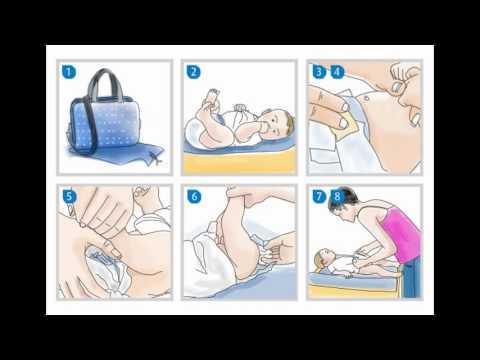 ff61f65ee Cuidados del recien nacido en el hogar bebes 2016 - YouTube