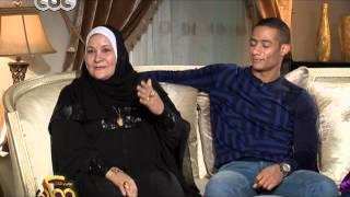 #ممكن | سهرة فنية مع عائلة الفنان محمد رمضان  | الجزء الثاني