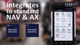 Mobile WMS for Microsoft Dynamics AX & NAV