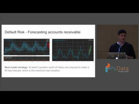 Piero Ferrante - Creating a Contemporary Risk Management System Using Python