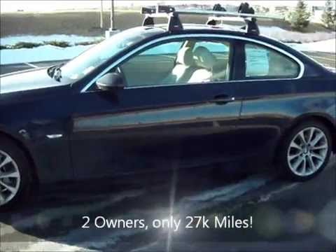 Minute Test Drive BMW Xi Coupe YouTube - 2010 bmw 335xi