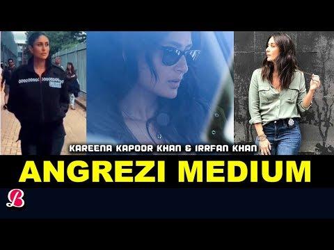 Kareena Kapoor Khan As Cop Sensation Shoots For Angrezi Medium With Irrfan Khan Mp3
