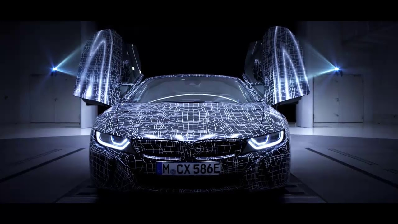 Bmw I8 Roadster Teaser Video Aug 2017 Youtube