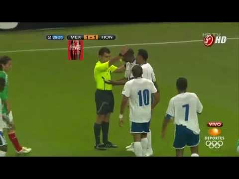Eliminatoria Sudafrica 2010: Mexico vs Honduras 2-1 [20/08/08] Televisa Deportes HD Videos De Viajes