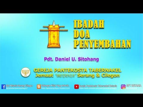 Download IBADAH DOA PENYEMBAHAN, 08 JUNI 2021  - Pdt. Daniel U. Sitohang