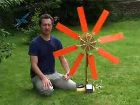 Windmills Homemade