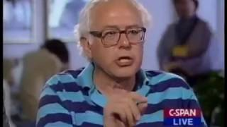 """We Gotta Stand Up to This Garbage and Fight Back"" -- Bernie Sanders on Summer Vacation"