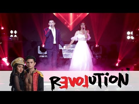 PASABOG JADINE REVOLUTION FINALE: IL2LU with a wedding-like theme and performance!