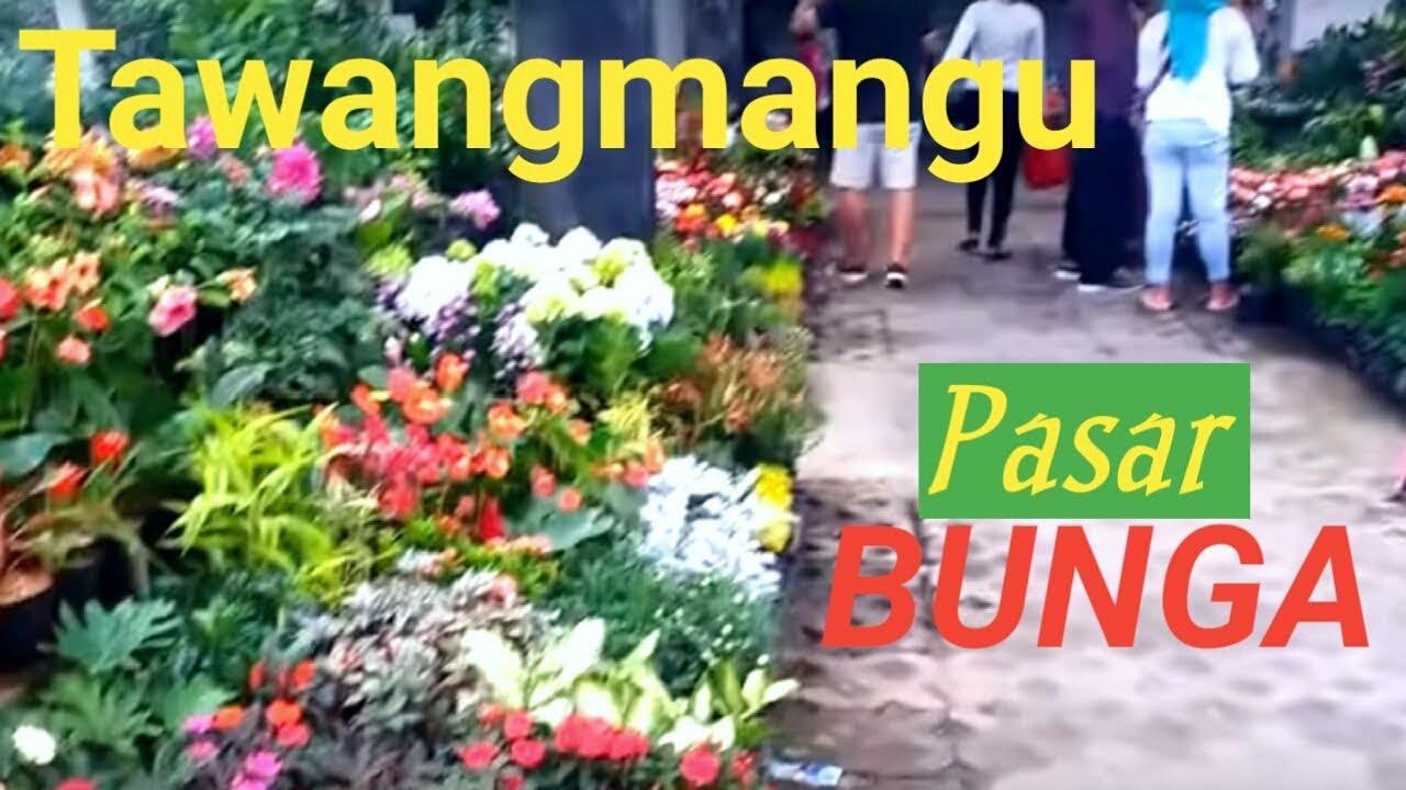 Pasar Wisata Tawangmangu Wisata Karanganyar Youtube