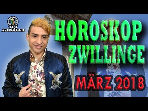 ZWILLINGE ASZENDENT MÄRZ 2018