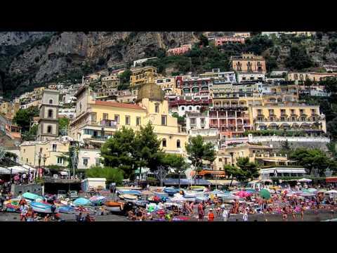 Enchanting Positano and Amalfi Coast - Italy 2012