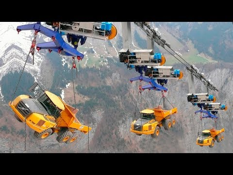 World Records For Construction Speed! China, USA, Russia