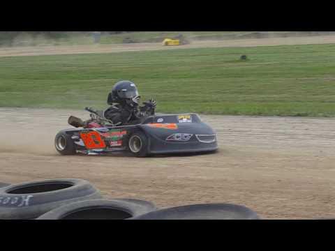 Cameron McFadden May 21, 2017 Eriez Speedway Feature