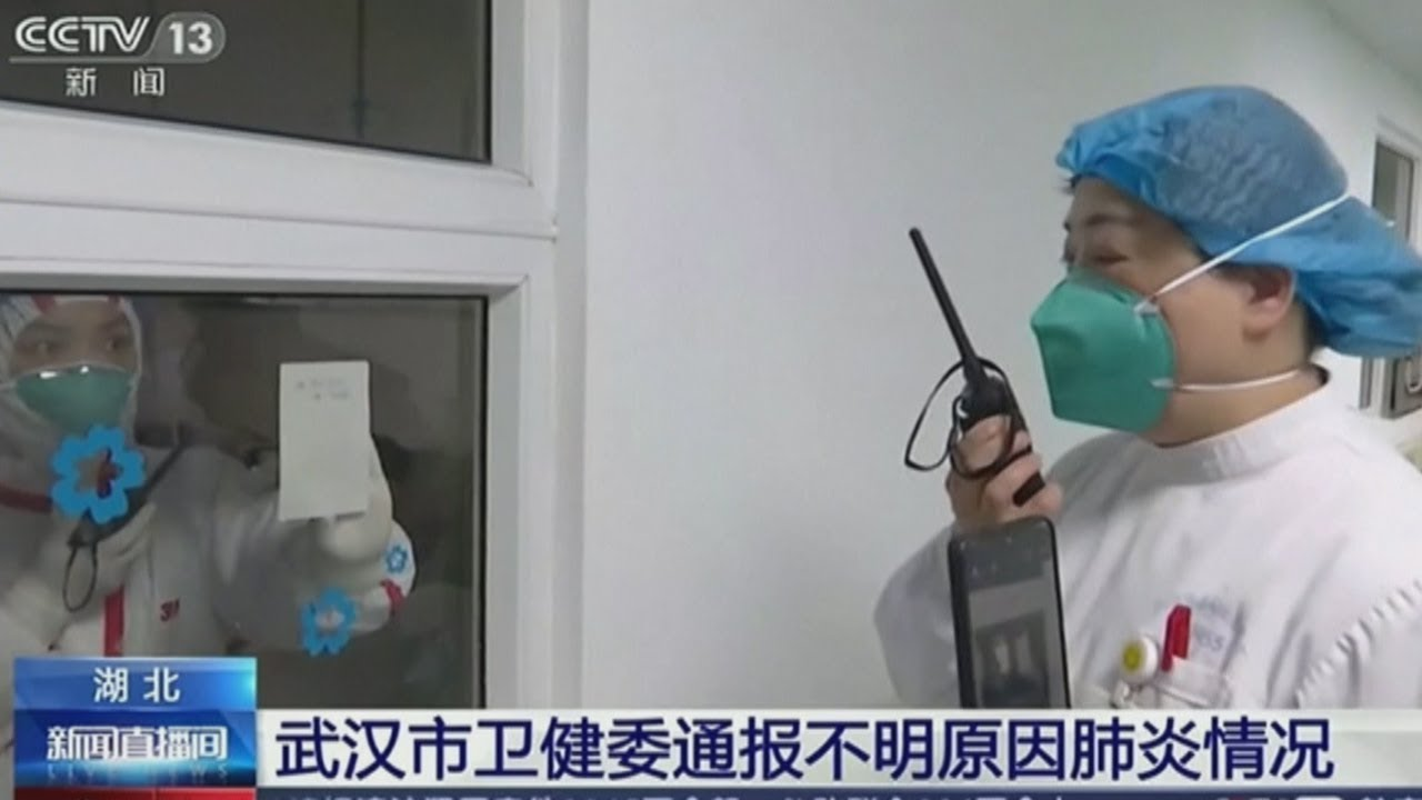 Human-to-human coronavirus transmission confirmed with China in ...