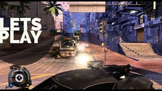 Sleeping Dogs Gameplay Free Roam-Full Hd 1080p PC