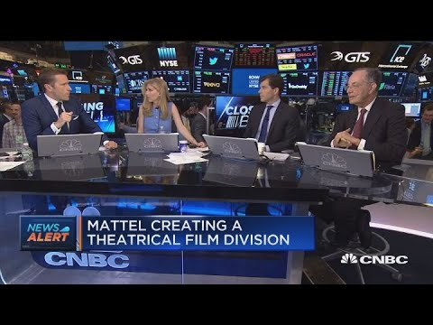 Toymaker Mattel creating a theatrical film division