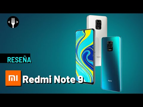 Reseña: Xiaomi Redmi Note 9, así funciona realmente