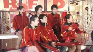 悔しいです! スベってるw 2009 JSC mao asada.