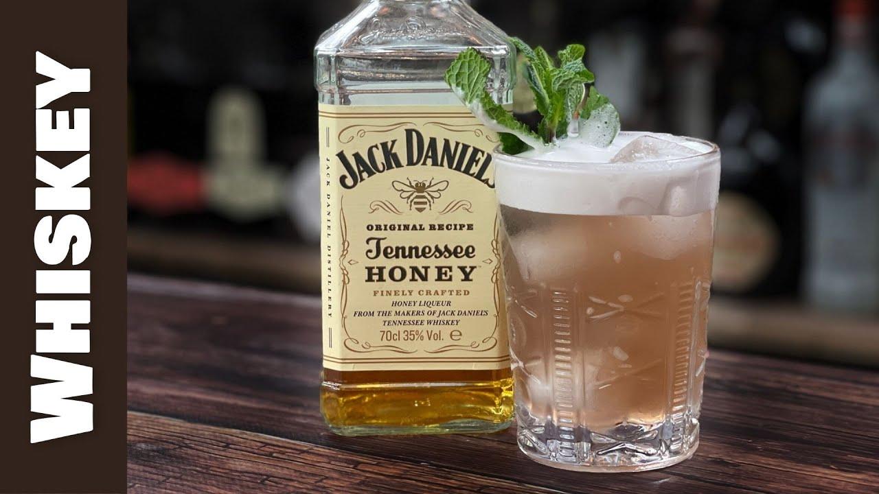 Jack Daniels Cocktails - FIG with JACK DANIELS HONEY
