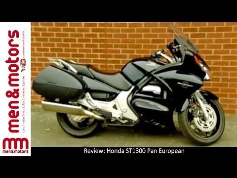 Honda ST1300 Pan European - Review (2003)