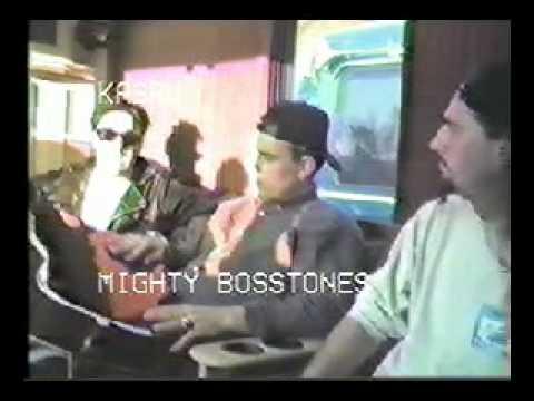 MIGHTY,MIGHTY BOSSTONES Interview Ep40pt2 KASR VIDEO