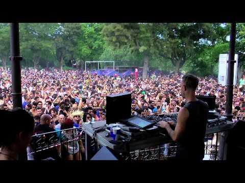 Richie Hawtin live@the Remix Hotel 2007 03 23