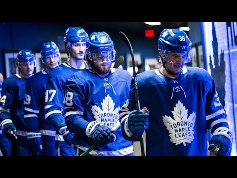 Toronto Maple Leafs 2020 Playoff Pump Up