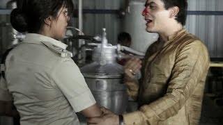Priyanka Chopra Crying On Jai Gangaajal Set