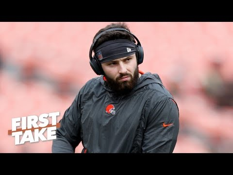 Baker Mayfield will always carry a chip on his shoulder - Damien Woody | First Take