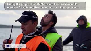 Tethered drone for maritime applications - SAFE T & the SARA H2020 Project