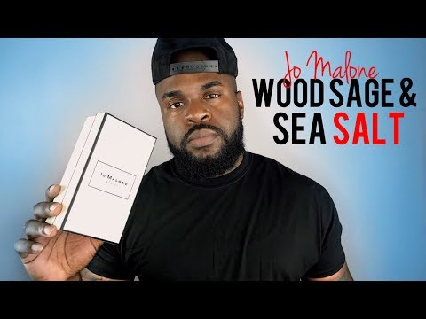 Jo Malone Wood Sage & Sea Salt Fragrance Review | Men's Cologne Review