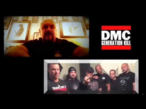 """D.M.C."" Darryl McDaniels interview on DMC Generation Kill collaboration album"