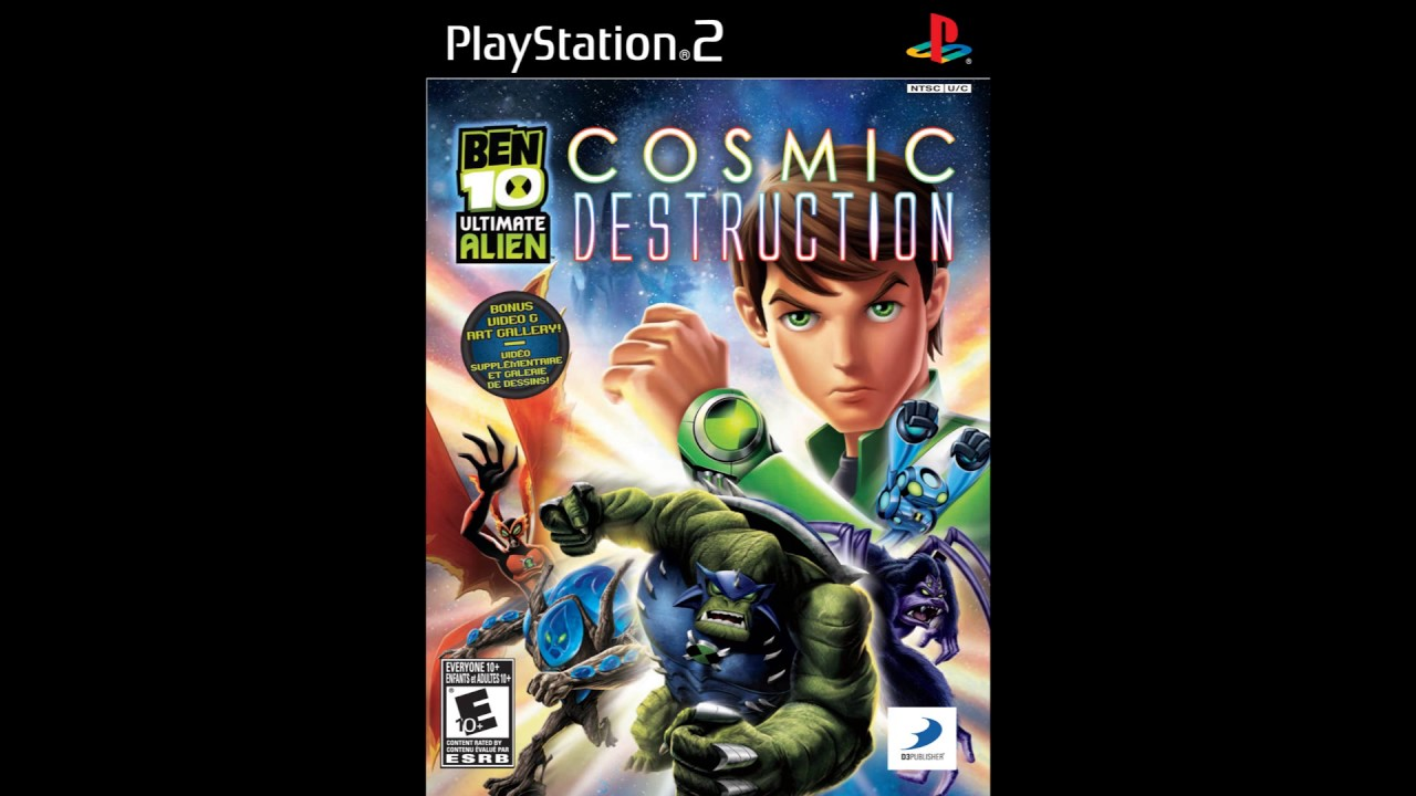 Ben 10 Ultimate Alien™ Cosmic Destruction | PSP Games ...