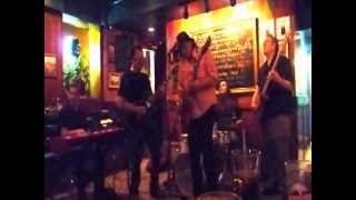 Black Coffee Blues Band with Mark Bosch, 3rd August, 2012.