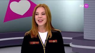 Наталья Подольская в программе Тема на RU TV