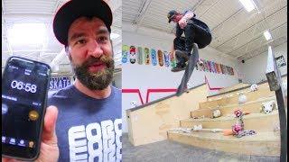 CAN YOU BREAK A WORLD RECORD!? / Skateboarding