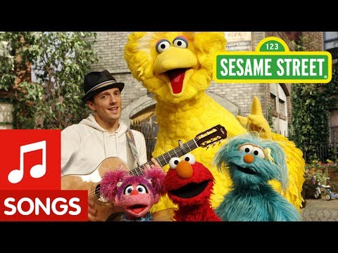 Sesame Street: Outdoors with Jas Mraz