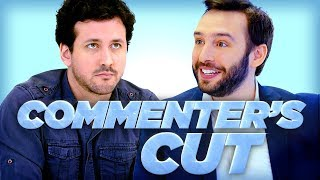 COMMENTER'S CUT - Julien Pestel