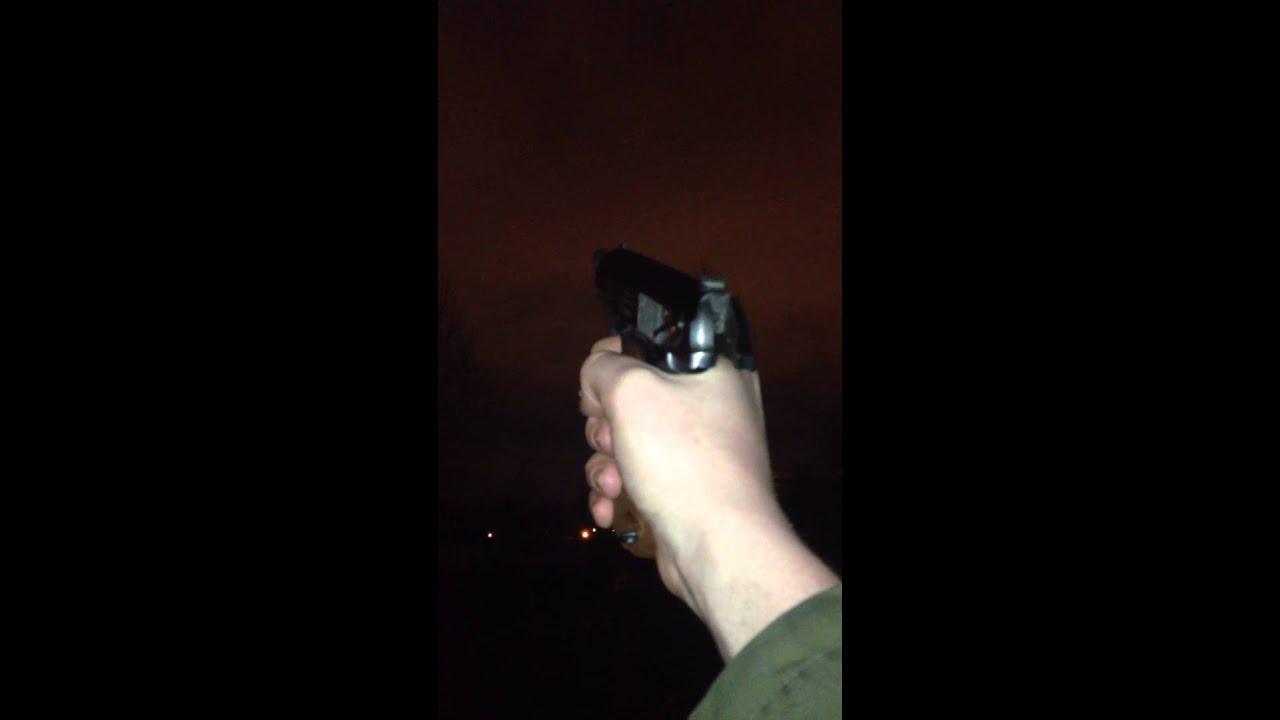 Травматический патрон «ТЕХКРИМ 9 мм PА». Тест, обзор. - YouTube