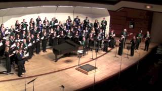 Northern Lights Chorale - The Little Beggarman arr. Emily Crocker