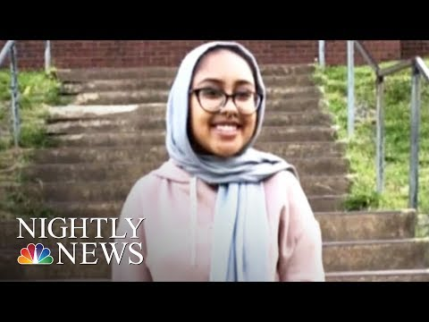 Thousands Attend Funeral For Muslim Teen Who Was Murdered In Virginia | NBC Nightly News