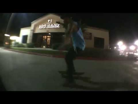 "LAREDO MONTAGE POST ""SKATEBOARDING 2014"""