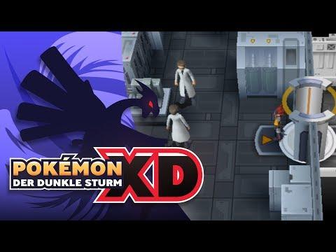 Unterwegs im Crypto-Labor! - Pokémon XD #10 [Blind!]