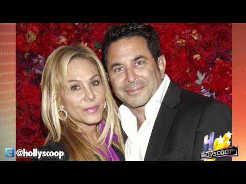 Abused Adrienne Maloof's Black and Blue Photos Released