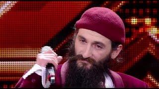 X ფაქტორი - ალექსი კიკვიძე | X Factor - Aleqsi Kikvidze